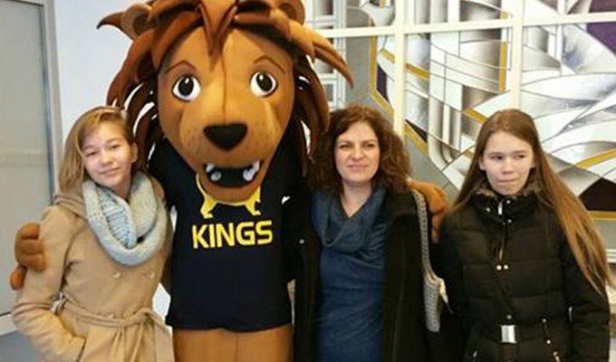 """Tarptautinėje anglų kalbos Olimpiadoje """"Kings"""""""