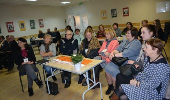Ežerėlio mokykla – ES projekto dalyvė