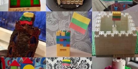 Mes tikrai mylim Lietuvą!