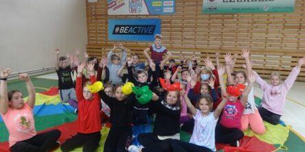 """ESSD 2021"" (Europos mokyklų sporto diena)"